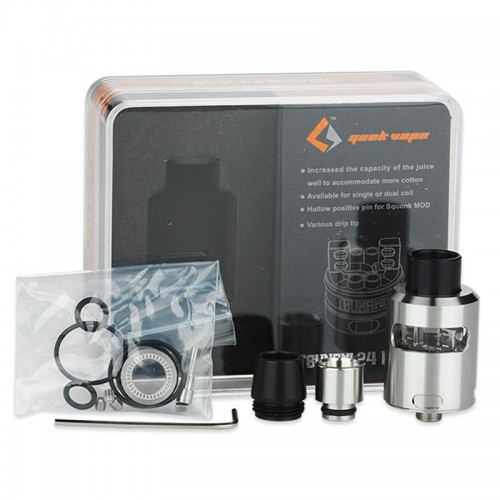 GeekVape Tsunami 24 RDA with glasses (COPY)