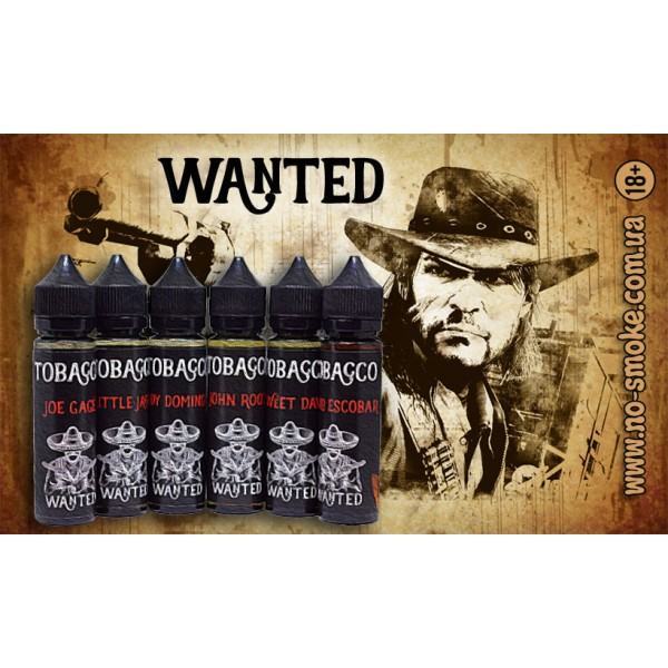 Wanted series (6)